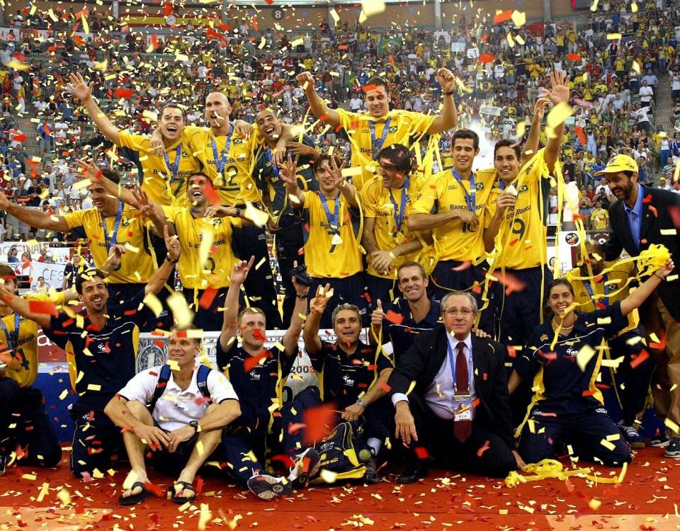 Liga mundial 2003