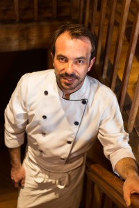 Chef Giuliano Hahn
