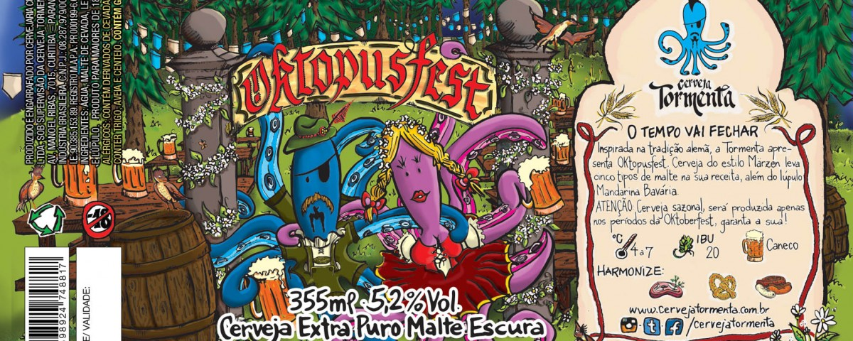 Oktopusfest Tormenta