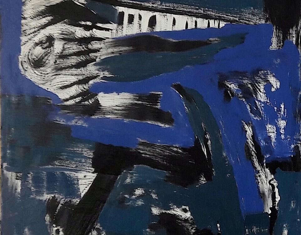 Marcia Dalcin - obra A - sem titulo - 160 x 120cm - acrilica sobre tela