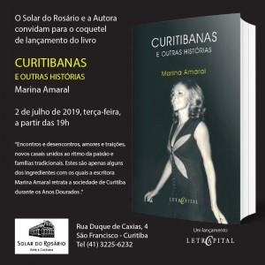 CONVITE Curitibanas e outras historias
