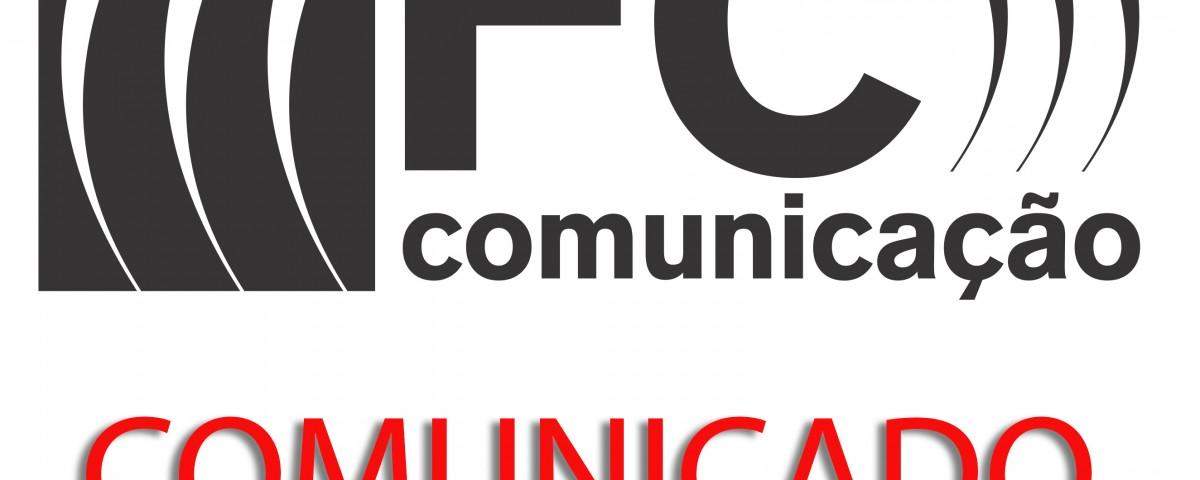 FC Com - Comunicado